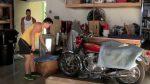 Jeune motard se fait initier par un daddy